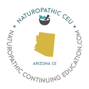 Arizona Naturopathic Continuing Education