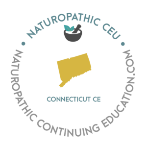 Connecticut Naturopathic Continuing Education