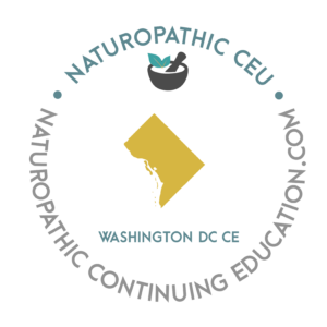 District of Columbia Naturopathic CEU Online