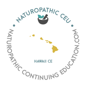 Hawaii Naturopathic Continuing Education