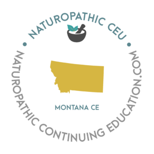 Montana Naturopathic Continuing Education