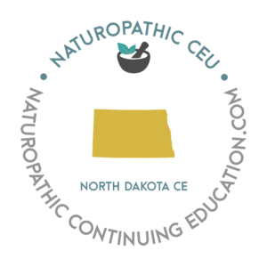 North Dakota Naturopathic Continuing Education