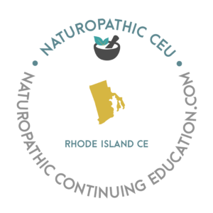 Rhode Island Naturopathic Continuing Education